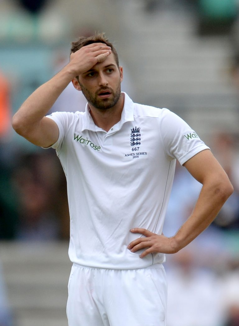 Mark Wood has not been included on the Test contract list.