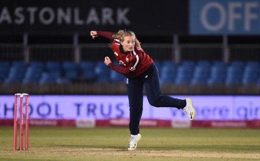 Sophie Ecclestone Women's T20 Rankings