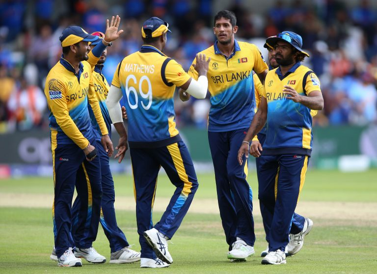 Sri Lanka have not had a fixture since March 6.