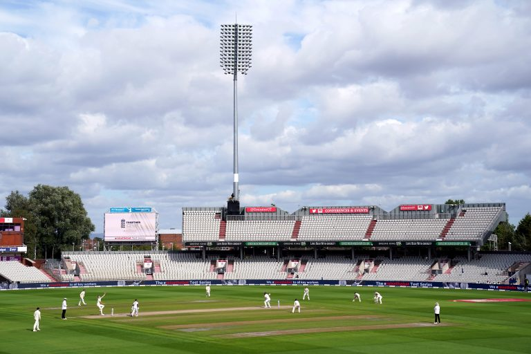 England's summer international programme was played behind closed doors