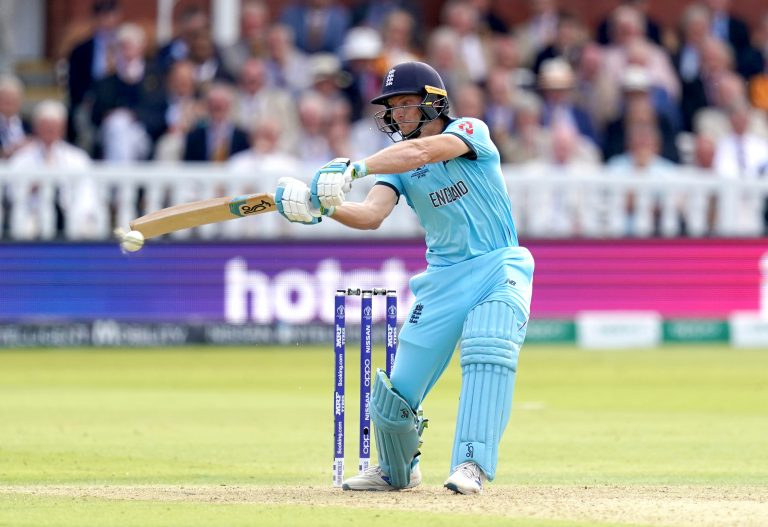 Buttler was one of the key figures in England's World Cup success last year