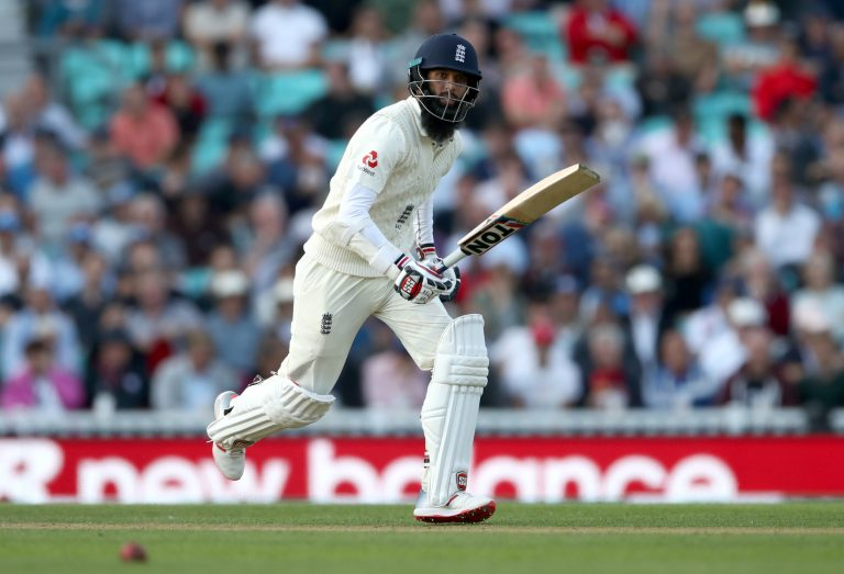 England v India – Fifth Test – Day One – The Kia Oval