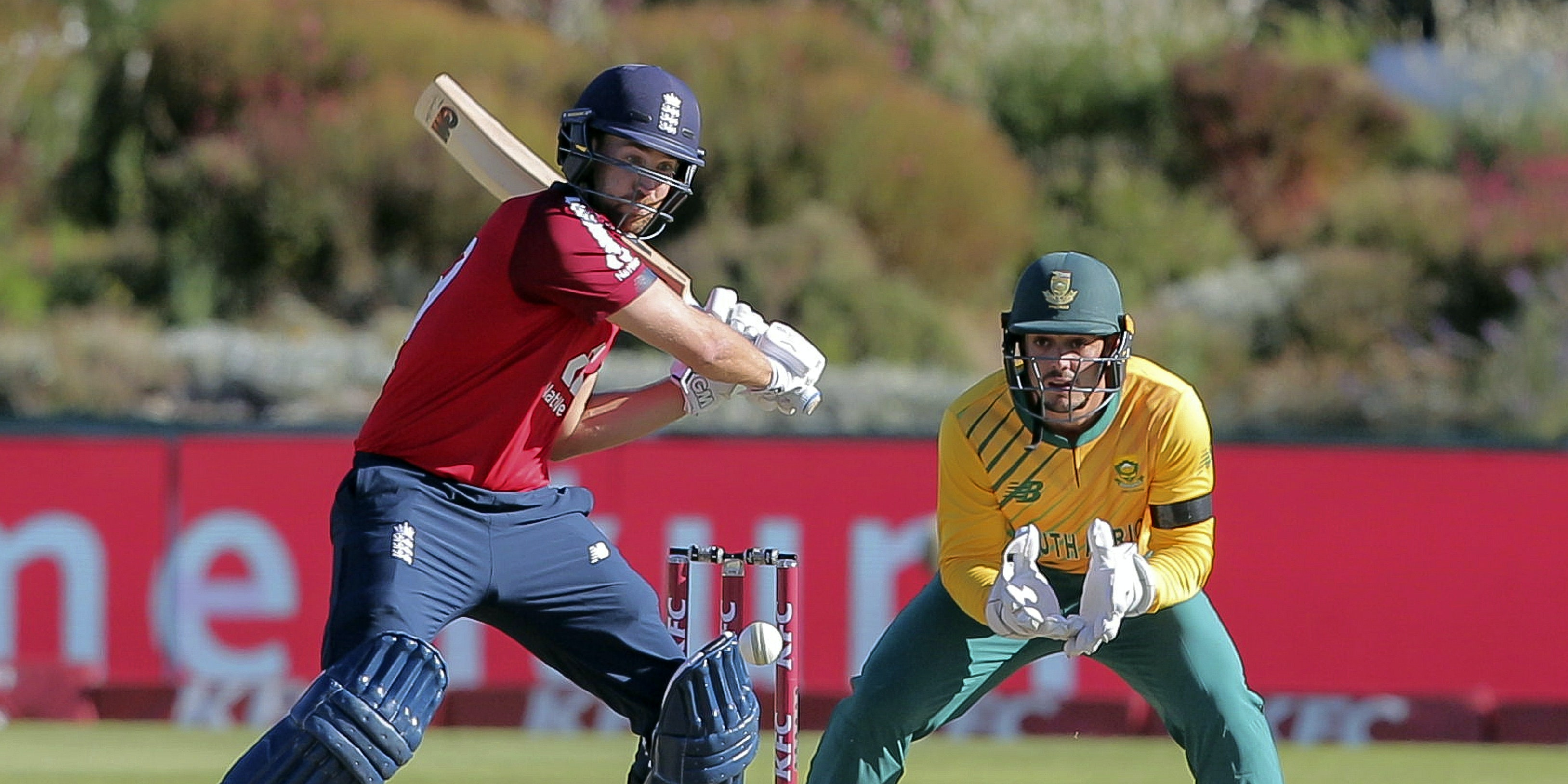 Dawid Malan failed maths test on race to hundred but needs no batting lessons