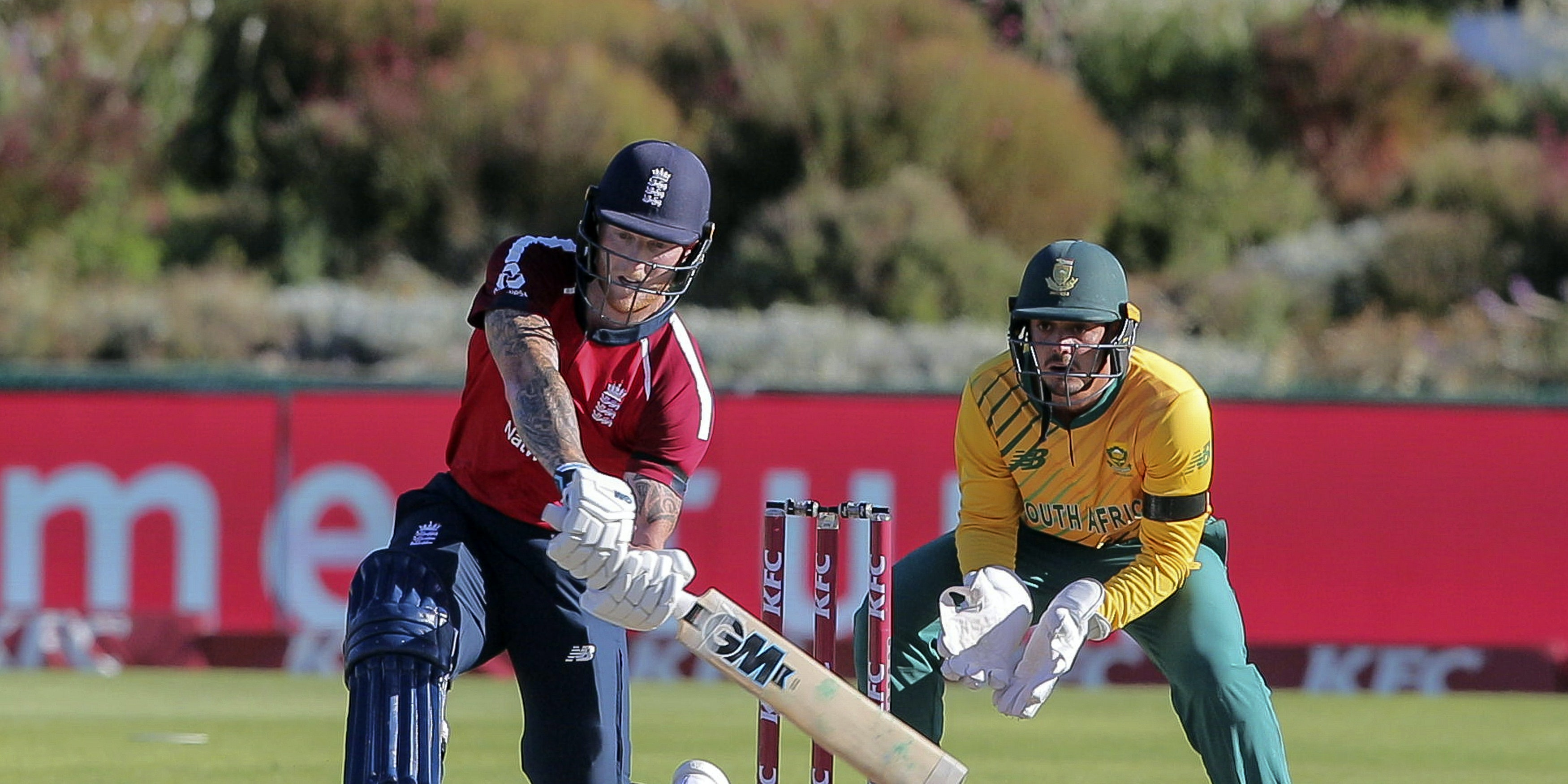 Ben Stokes believes the sky is the limit for England's Twenty20 side