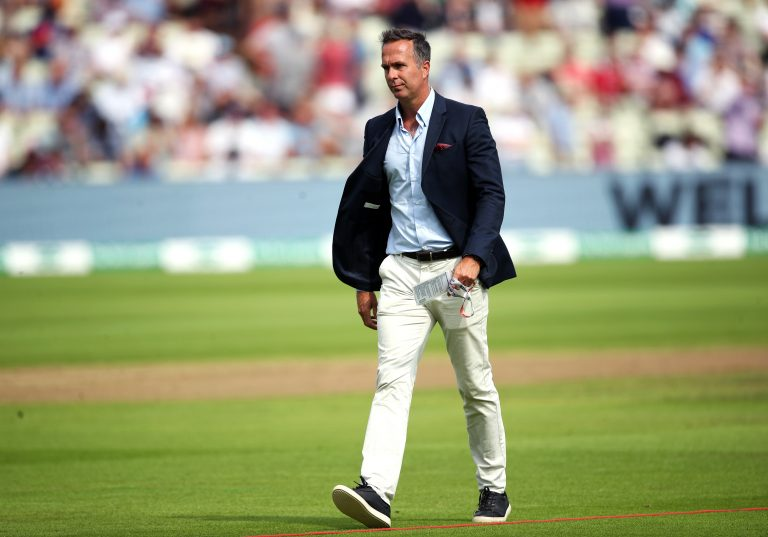 Michael Vaughan has been critical of the move