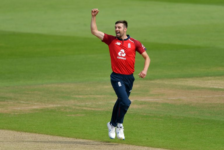 Mark Wood could come into the side