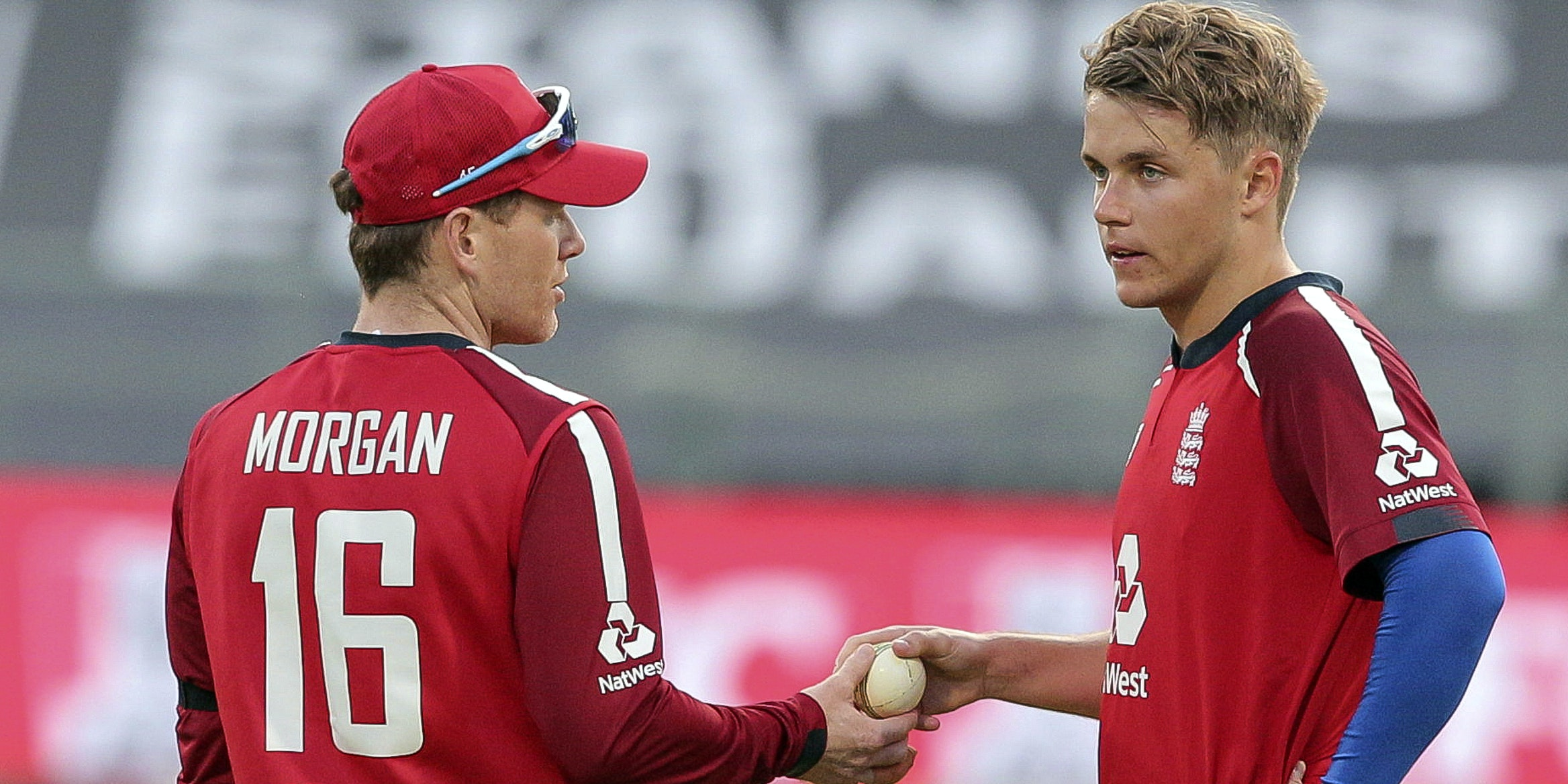 Eoin Morgan insists balcony messages in 'spirit of the game' and will continue