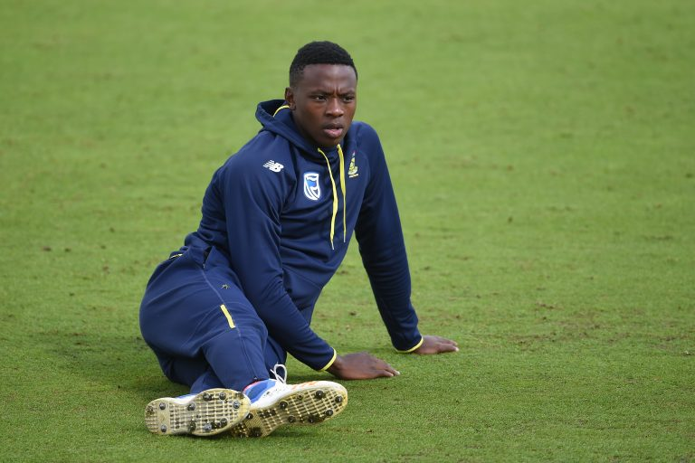 The Proteas are already without key bowler Kagiso Rabada.