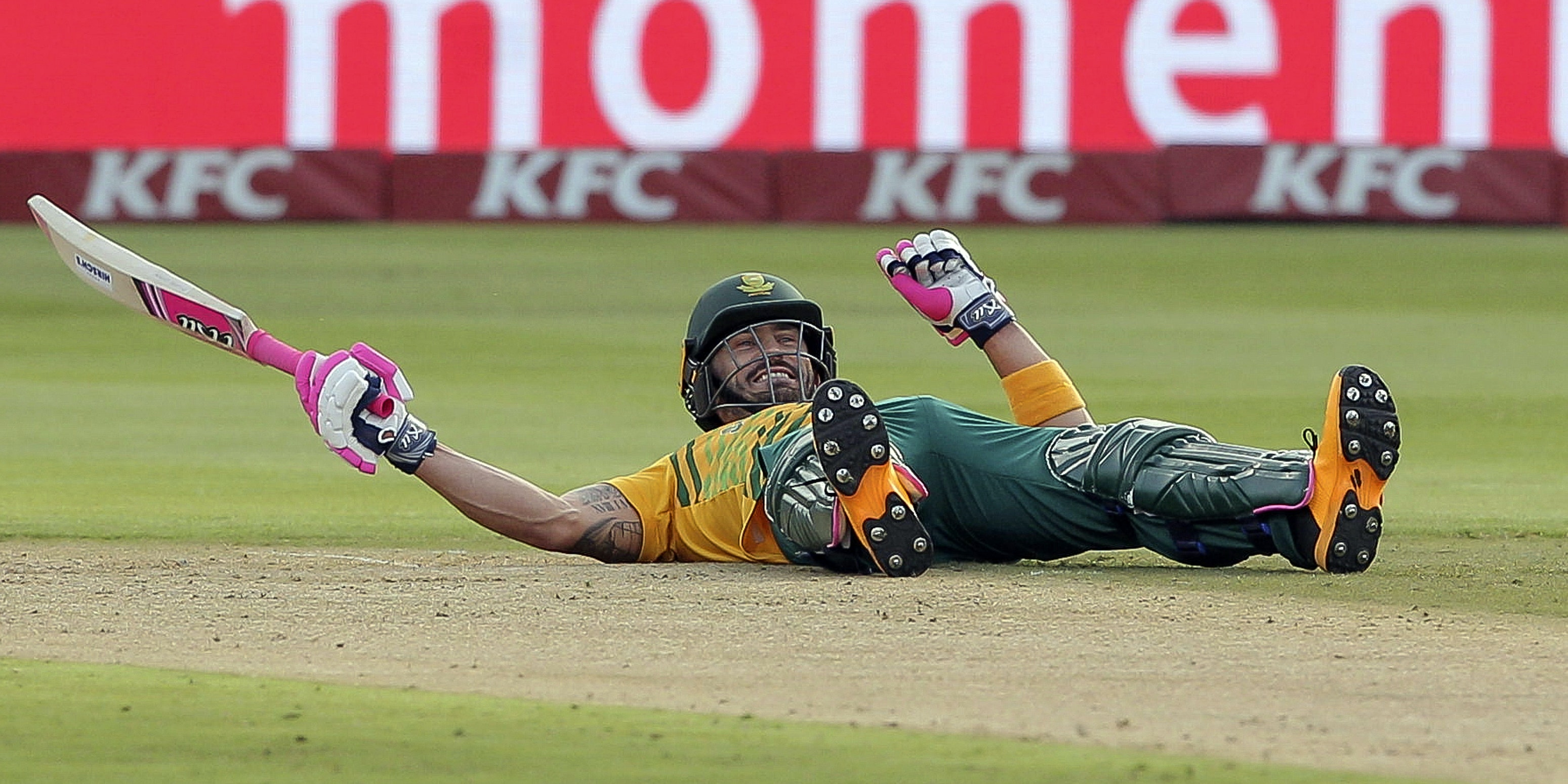 South Africa's ranks weakened further after resting Faf du Plessis for ODIs