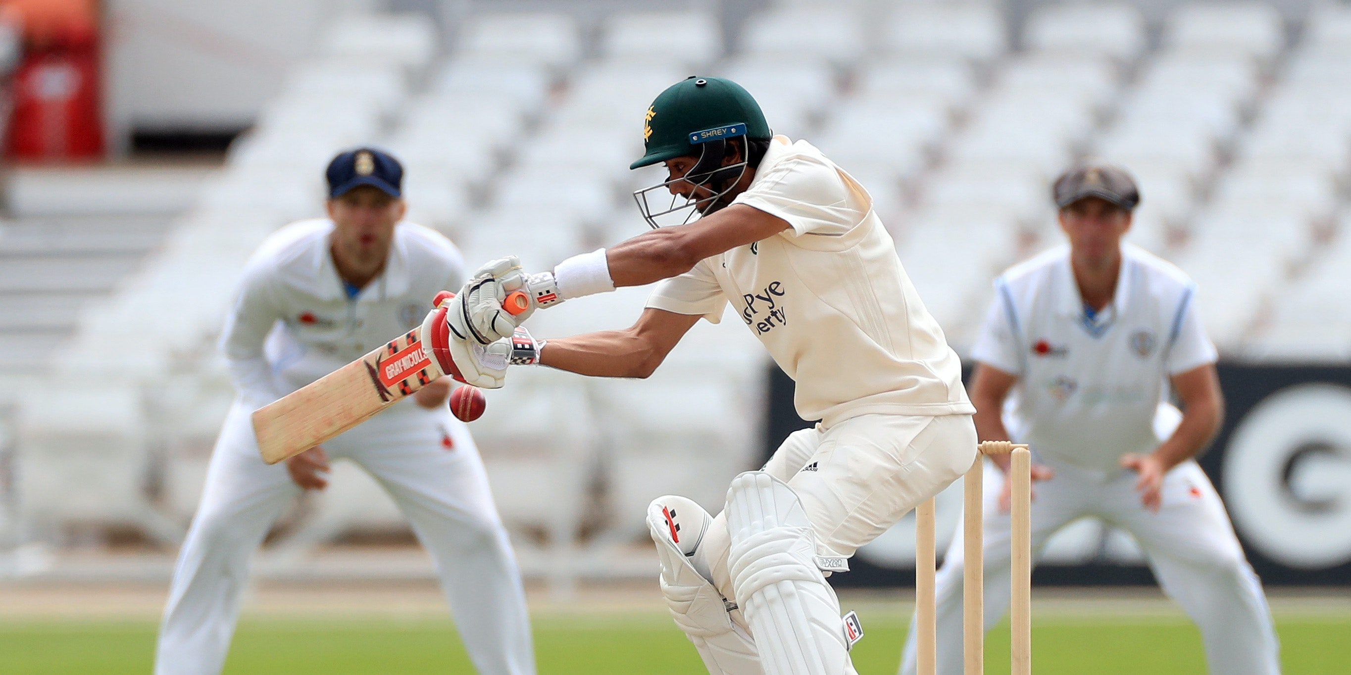 Haseeb Hameed eyes England return after signing new Nottinghamshire deal