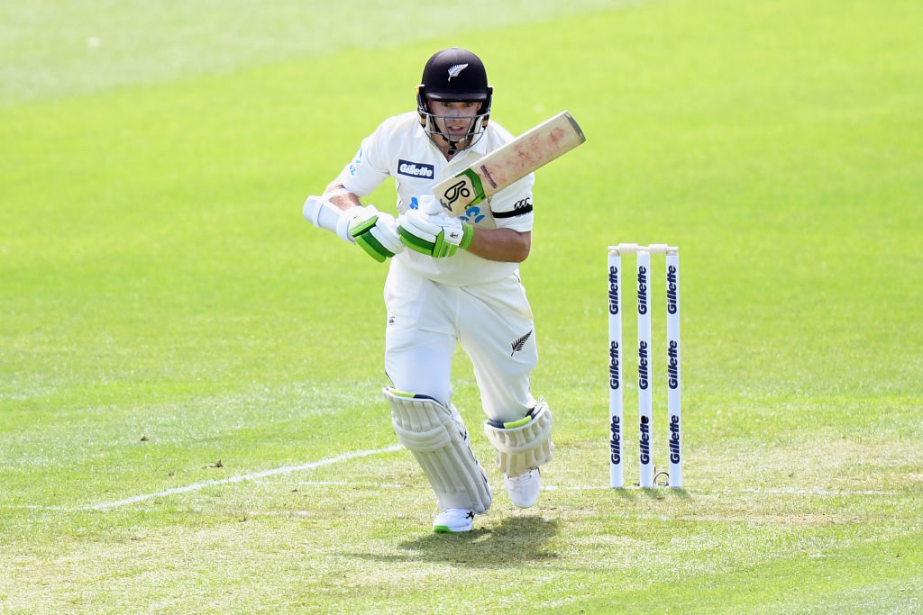 Latham relishes the battle of fronting Black Caps batting efforts