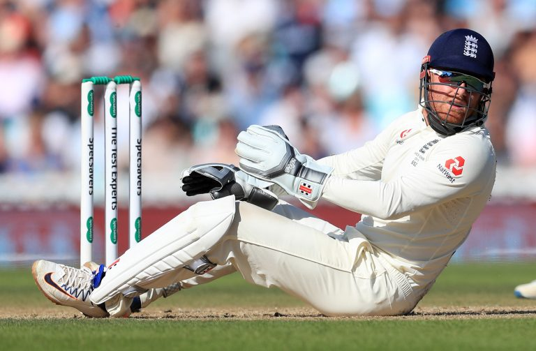 Jonny Bairstow is back in the England Test squad