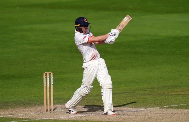 Essex's Dan Lawrence has been included in England's Test squad for their tour of Sri Lanka next month (John Walton/PA)