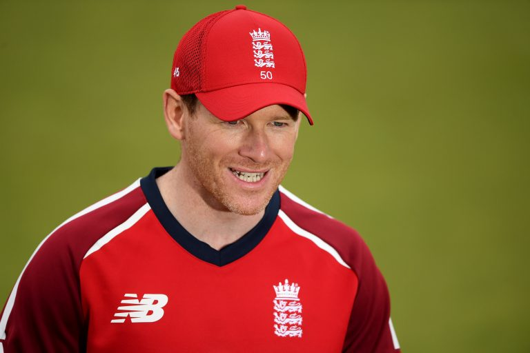 Morgan has gone on to become England's most-capped ODI player and led his side to the 2019 World Cup