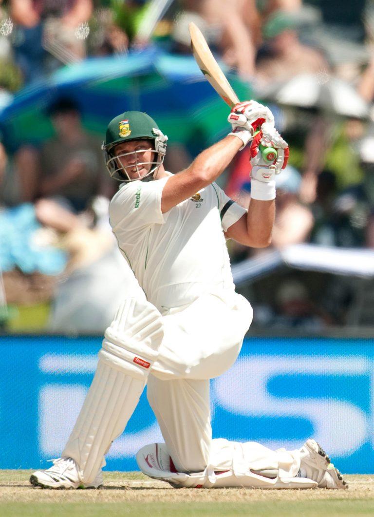Kallis remains Test cricket's third-highest run scorer.