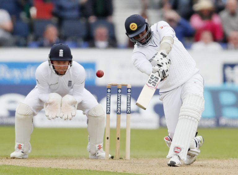 Angelo Mathews has been passed fit to bolster Sri Lanka's batting.