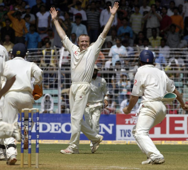 Shaun Udal was England's unlikely hero in Mumbai