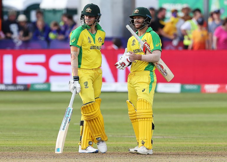 Steve Smith, left, and David Warner have been rested from Australia's Twenty20 tour to New Zealand (Mark Kerton/PA)