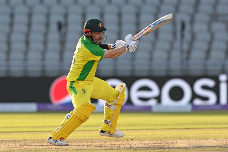 Aaron Finch will captain Northern Superchargers (Shaun Botterill/PA)