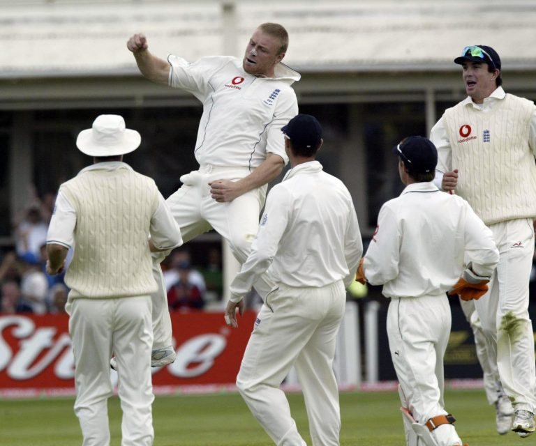 Joe Root said James Anderson's spell evoked memories of Andrew Flintoff in 2005