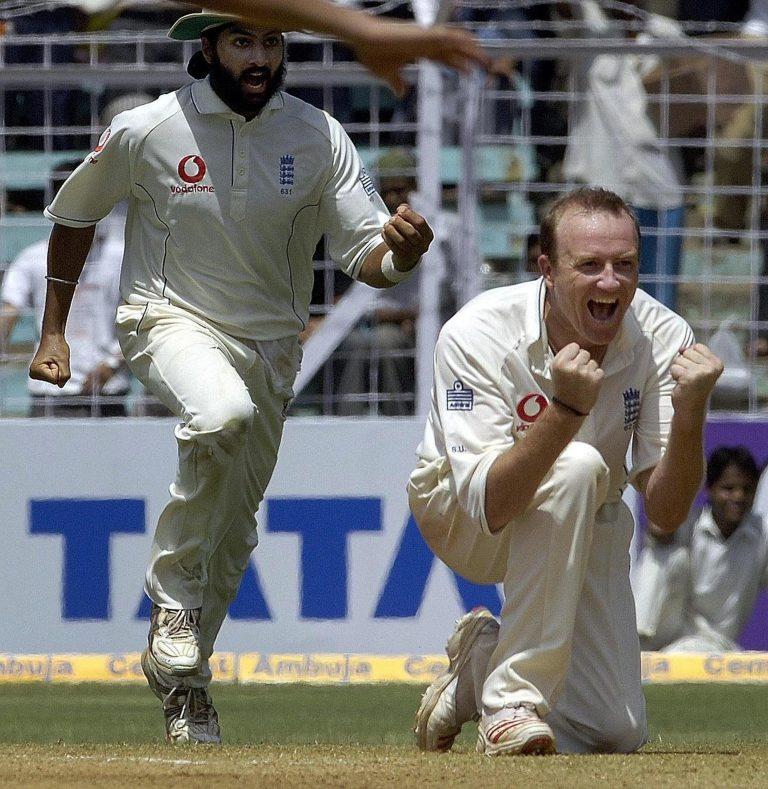 Shaun Udal enjoyed a career-high in Mumbai.