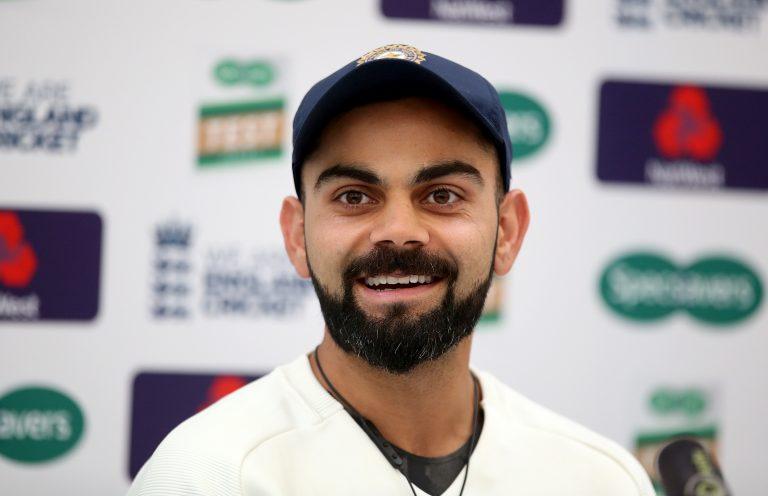 Virat Kohli will be banking on better luck at the toss next week.