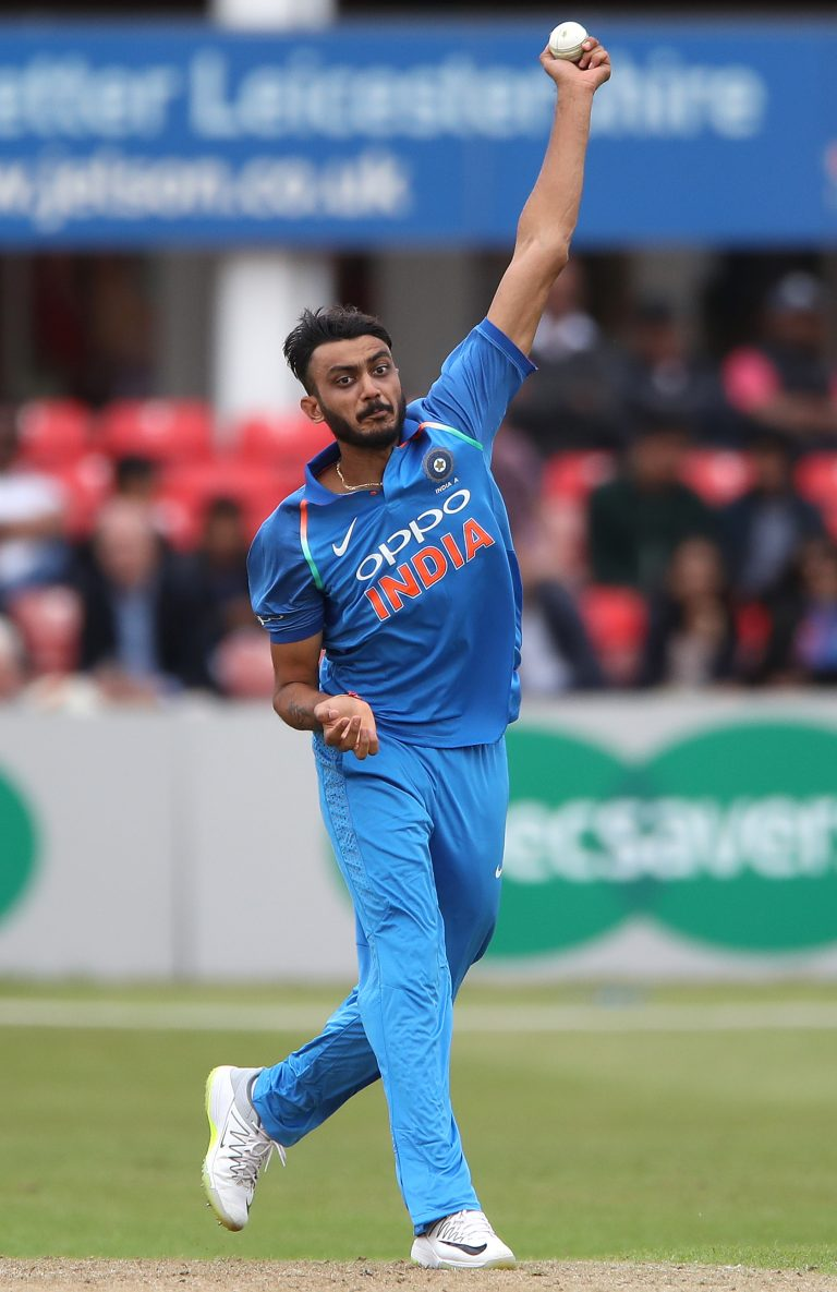 Axar Patel looks set for a debut in Chennai.