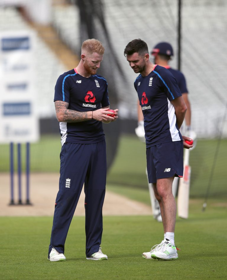 England played their first pink ball Test at Edgbaston in 2017.
