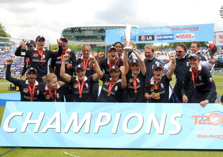 Charlotte Edwards helped England claim Women's World Twenty20 glory in 2009 (Anthony Devlin/PA)