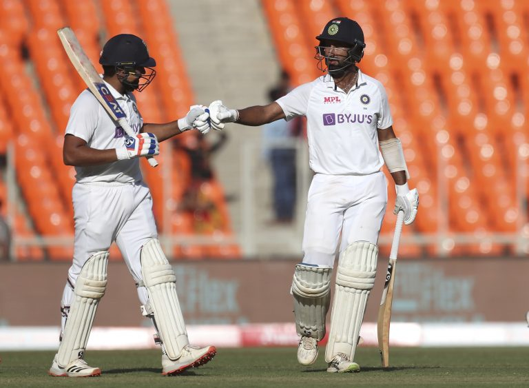 India's batsmen will be looking to build a commanding lead on day two
