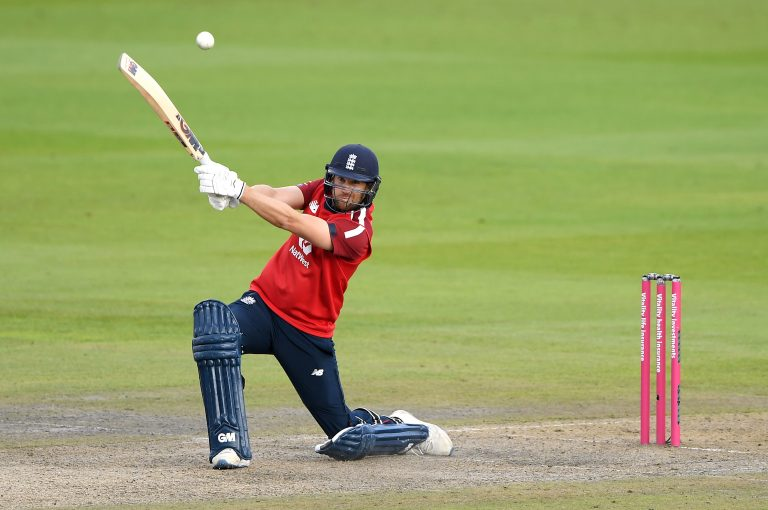 Dawid Malan is the world's number one T20 batsman.