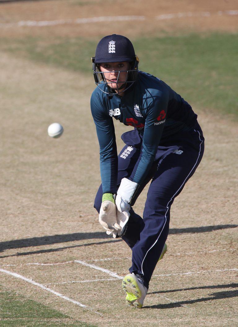 England Women v New Zealand Women – Second One Day International – ICC Women's Championship – 3aaa County Ground