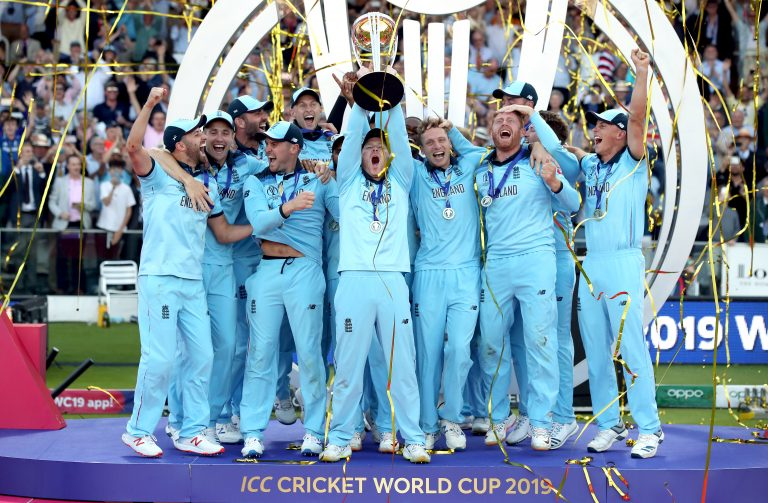 England's 2019 World Cup win still fires England on in 50-over cricket.