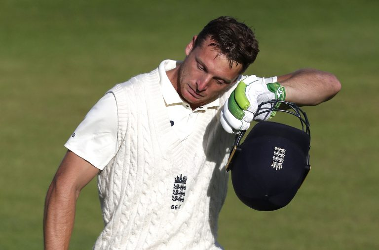Jos Buttler was among those granted rest periods, missing three of the four Tests.