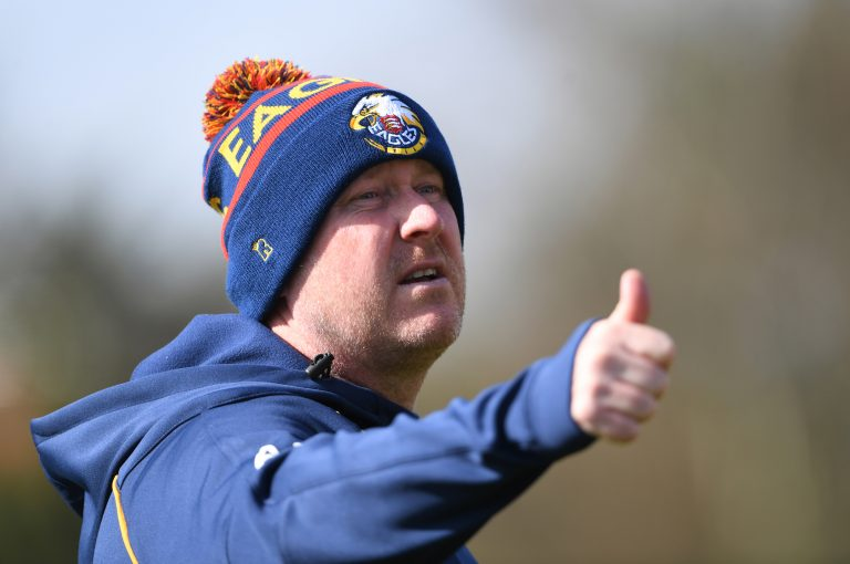 Essex head coach Anthony McGrath, pictured, has backed Khushi to go far (Joe Giddens/PA)