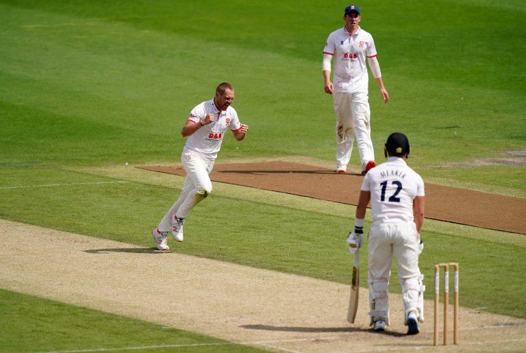 Jamie Porter, left, has taken more than 200 first-class wickets since the start of 2017 (John Walton/PA)