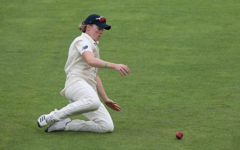 Heather Knight has stressed the importance of Test cricket (Nick Potts/PA)