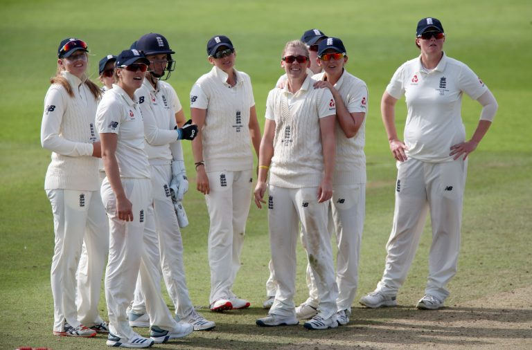 England Women have not played India in a Test match since 2014