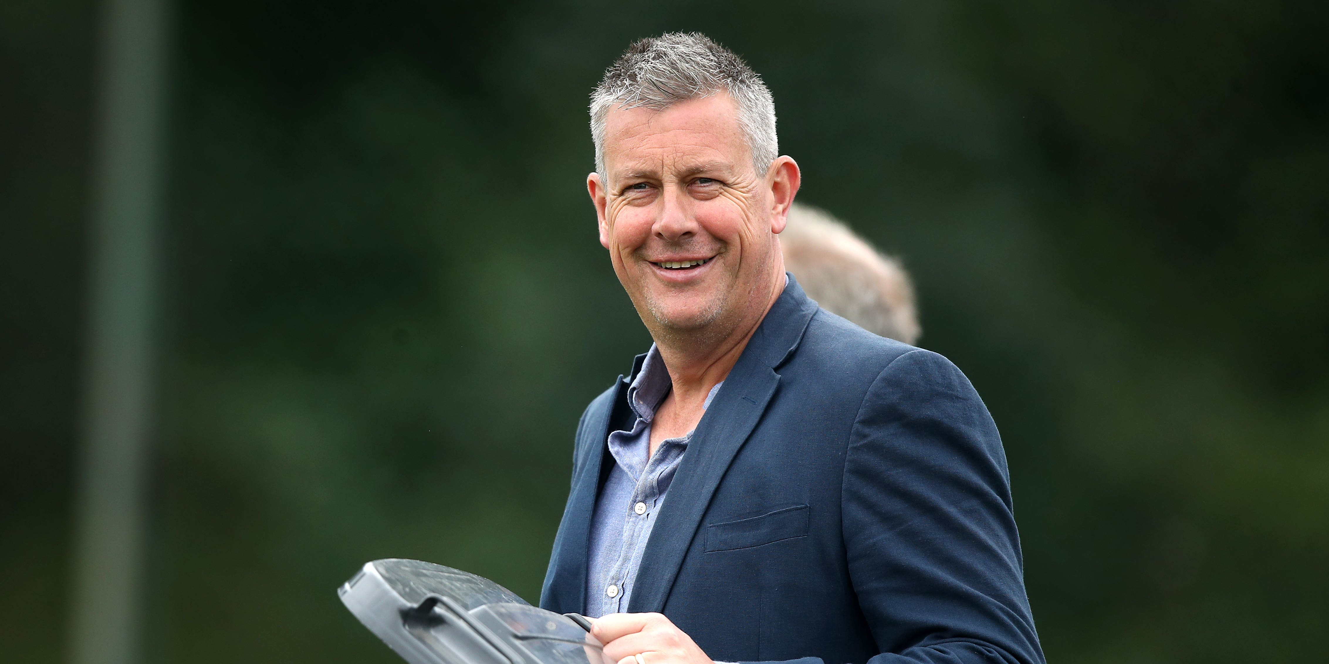 Ashley Giles hints at possible new faces for England in New Zealand series