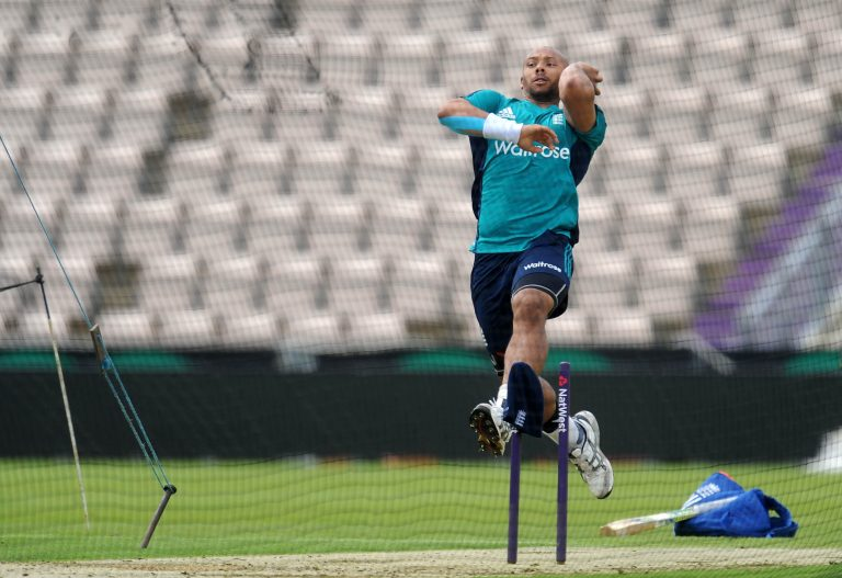 It has been more than four years since Tymal Mills played for England (Clive Gee/PA)