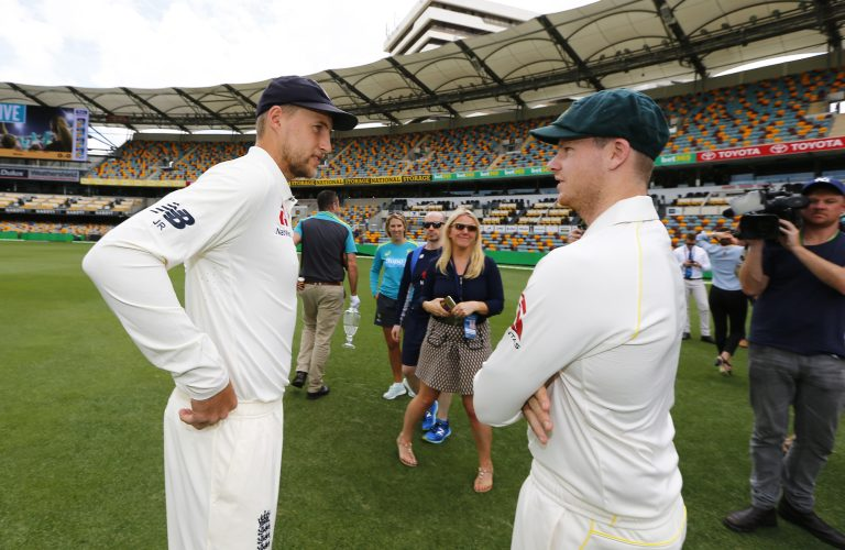 Joe Root and Steve Smith will likely face each other at the Gabba in the Ashes opener