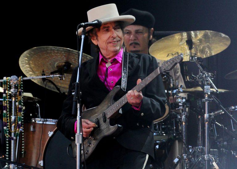UMPG acquires Bob Dylan back catalogue