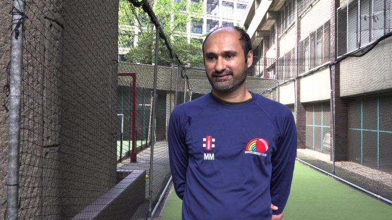 Manish Modi, Graces Cricket Club