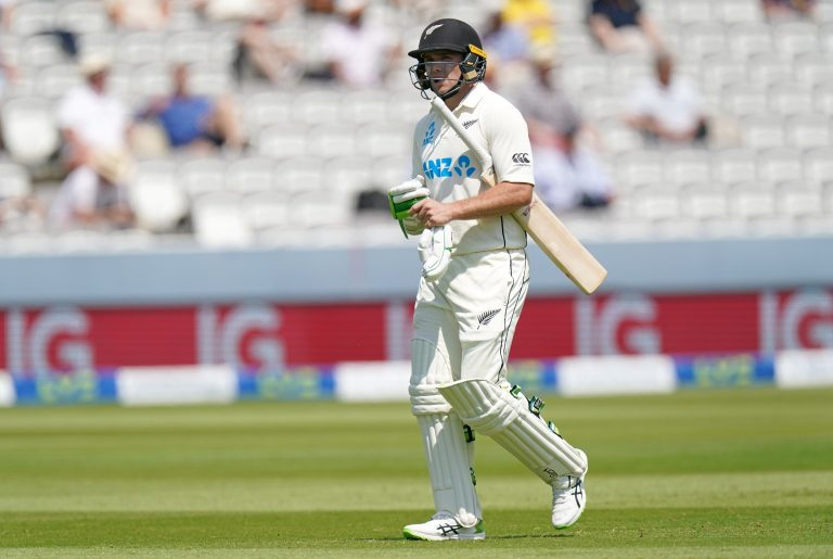 Tom Latham will take over the Black Caps captaincy