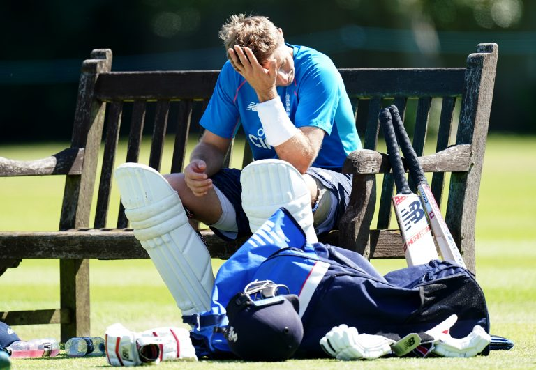 Joe Root has had much to ponder in the build-up to the Edgbaston Test.