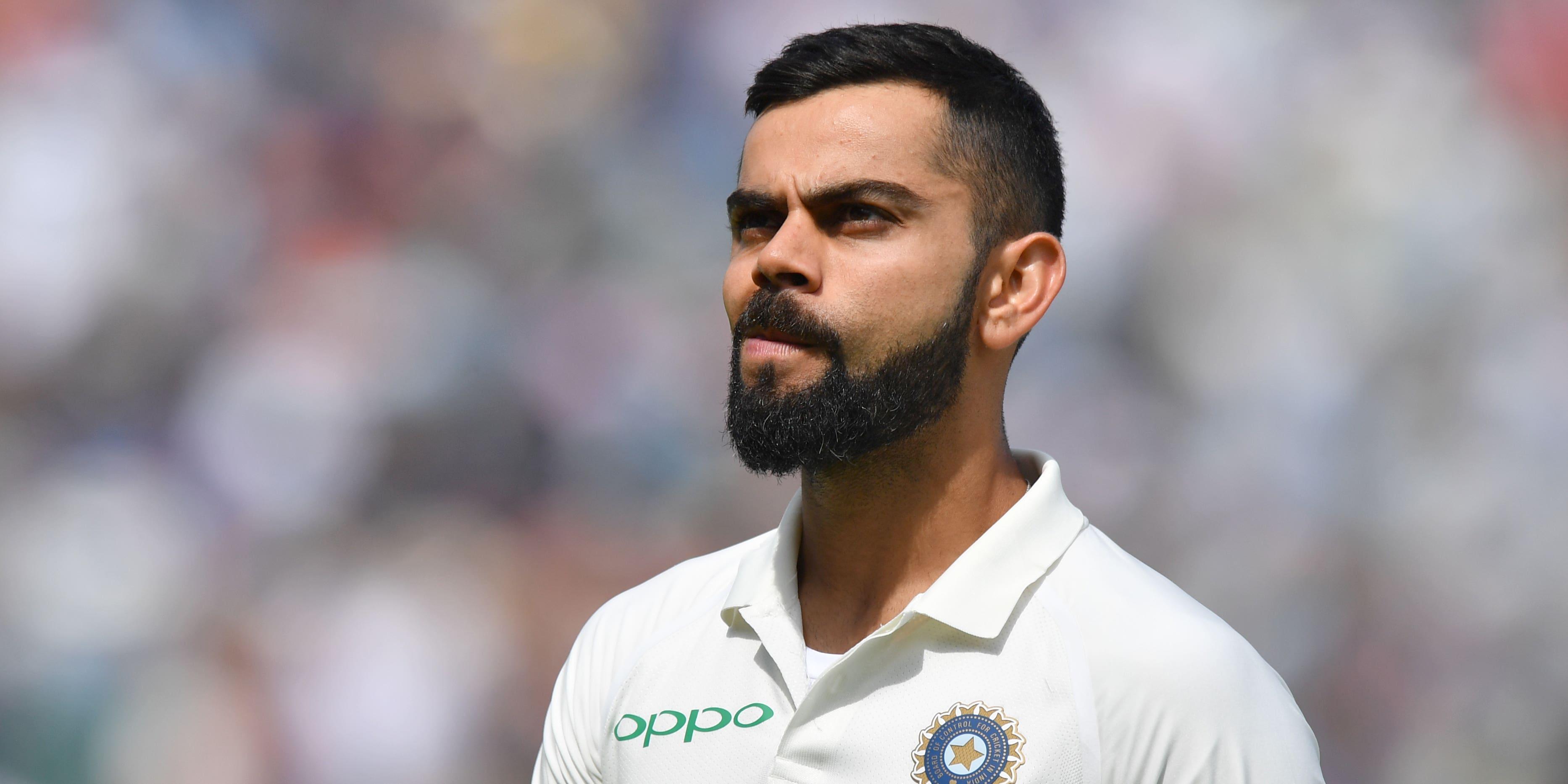 Virat Kohli insists World Test Championship final is 'just another Test match'
