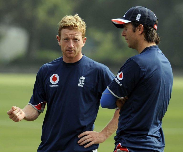 Cricket – England practice – Napier