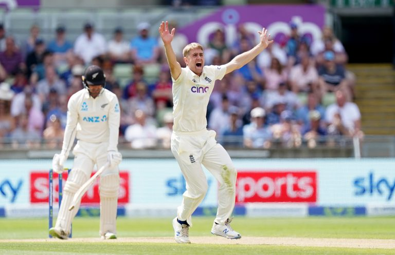 Olly Stone impressed against New Zealand