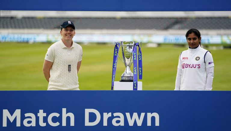 England's Heather Knight only chose one spinner, with a large burden falling on Ecclestone
