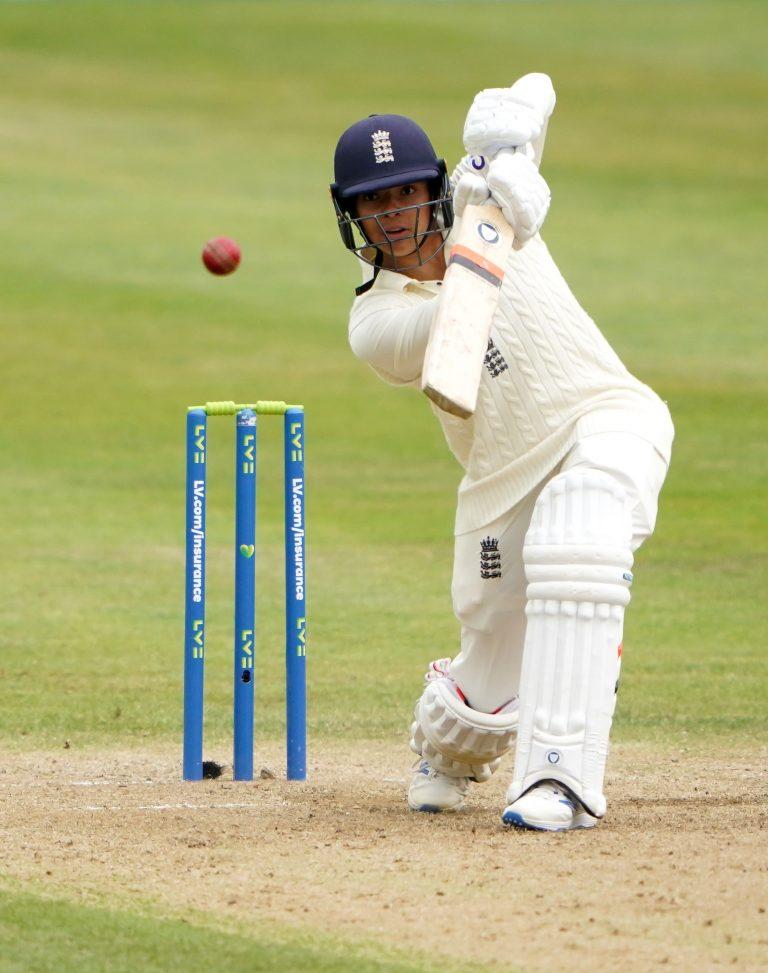 England v India – Women's International Test – Day Two – Bristol County Ground